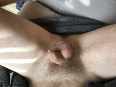 Tiny flaccid penis